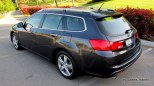 >How does the 2011 Acura TSX Sport Wagon Fare Against other Family Cars?